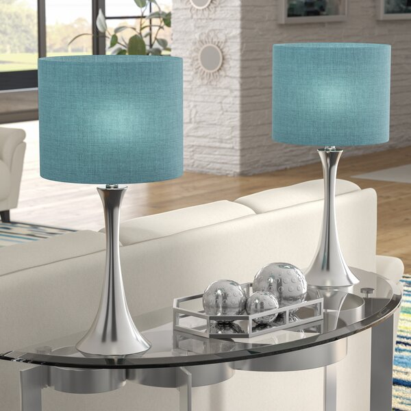 Shilling 24 Table Lamp (Set of 2) by Latitude Run