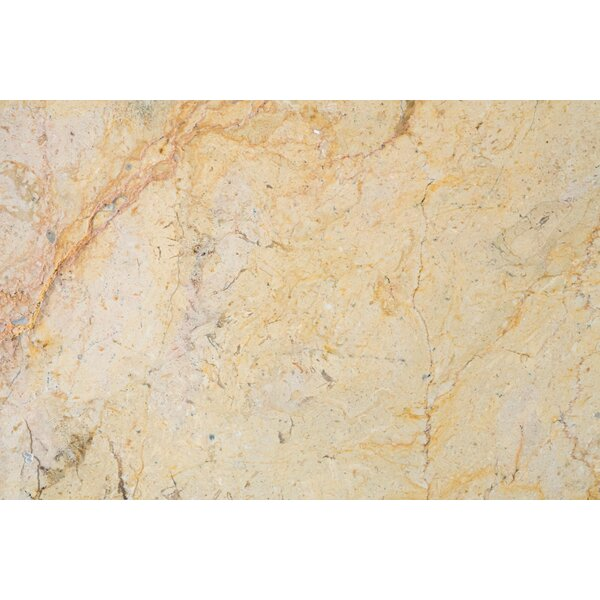 Sahara Gold Antique 12x12 Marble Field Tile