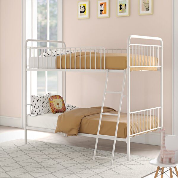 Ailish Twin Bunk Bed By Mack & Milo by Mack & Milo 2020 Sale