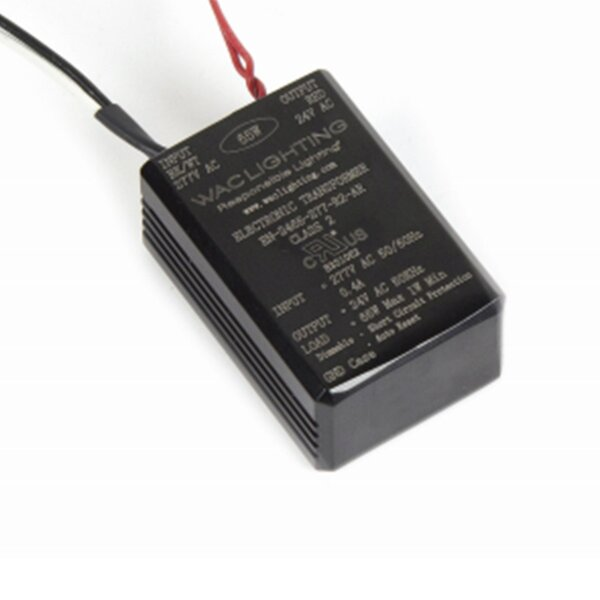 Class 65W 120V Electronic Transformer by WAC Lighting