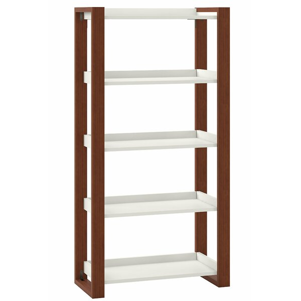 Voss Etagere Bookcase By Kathy Ireland Home By Bush Furniture