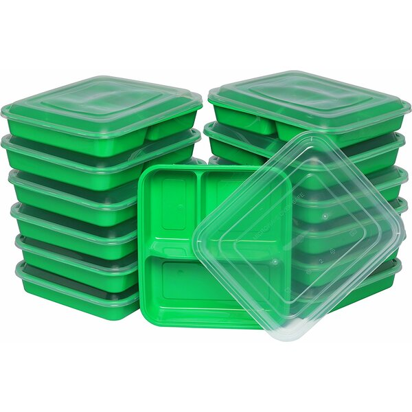 Food Storage Container (Set of 50) by Rebrilliant