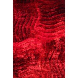 Gy Red Area Rug Rugs Wayfair