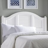 Harrison Panel Headboard by Beachcrest Home