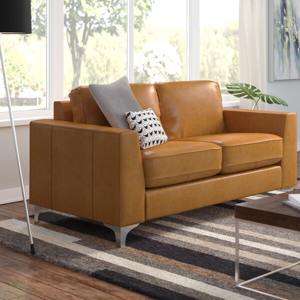 Internet Shopping Shupe Loveseat by Mercury Row by Mercury Row