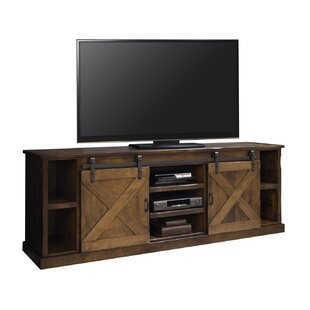 70 Inch And Larger Barn Door Tv Stands You Ll Love Wayfair