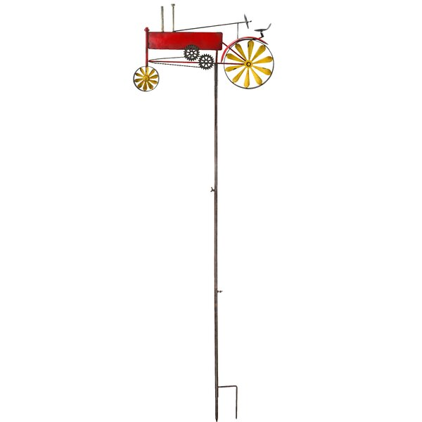 Tractor Spinner (Set of 2) by Red Carpet Studios LTD