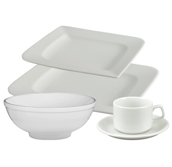 Sven 20 Piece Dinnerware Set, Service for 4 by Alcott Hill