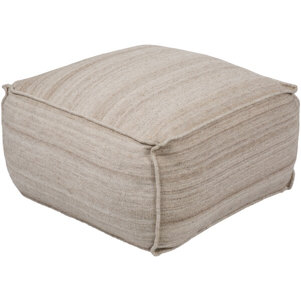 Rhonda Pouf by Laurel Foundry Modern Farmhouse