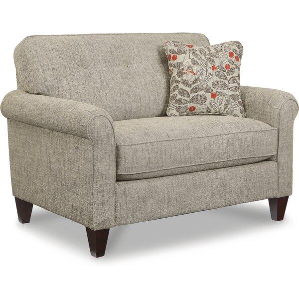 Laurel Chair And A Half By La-Z-Boy