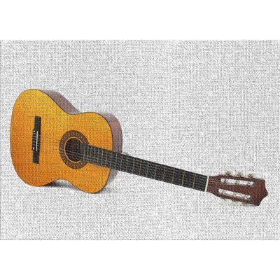 Guitar Rug Wayfair