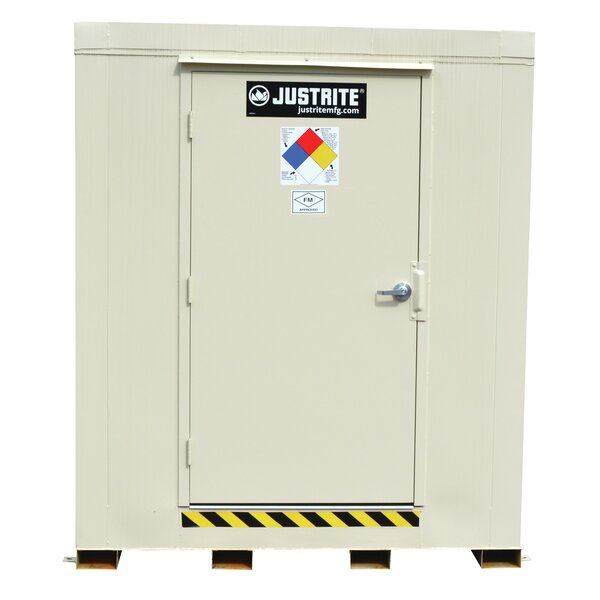 @ 1 Tier 1 Wide Safety Locker by Justrite| #$10,092.92!