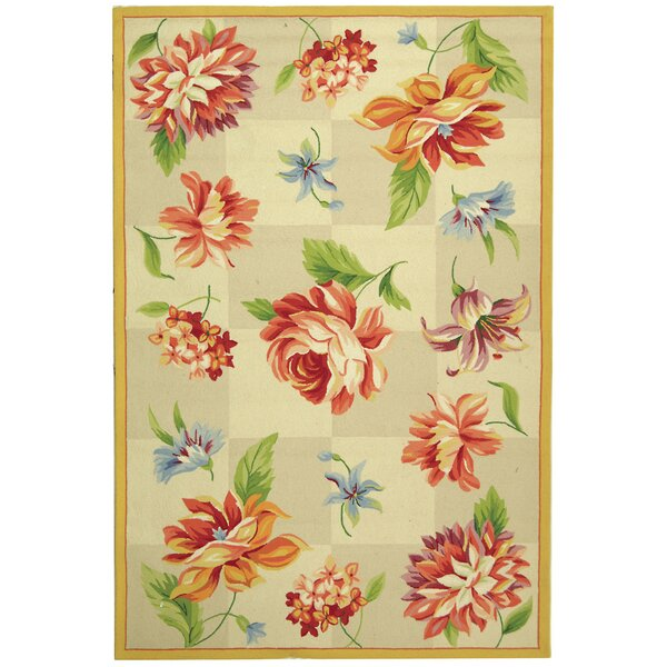 Kinchen Ivory Area Rug by August Grove