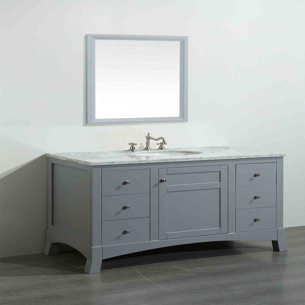 Clamart 42 Single Bathroom Vanity Set