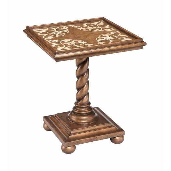 Delois End Table by Fleur De Lis Living Fleur De Lis Living