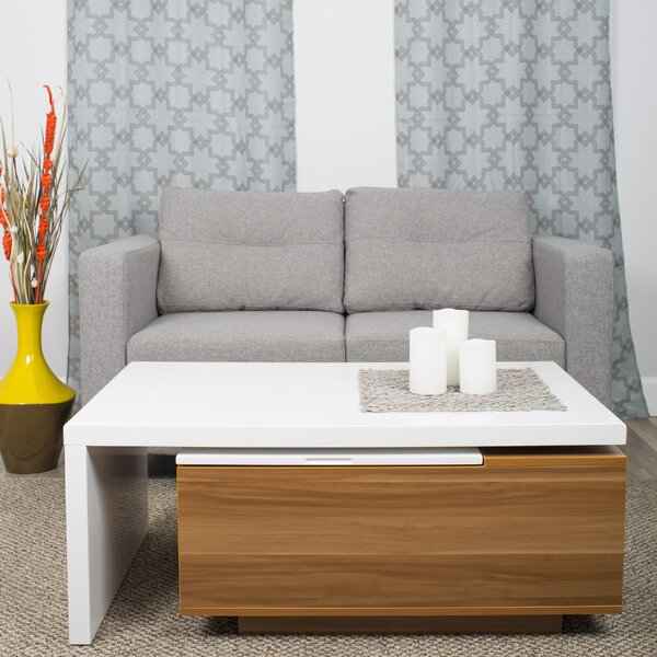 Lift Top Coffee Table With Storage By MIX