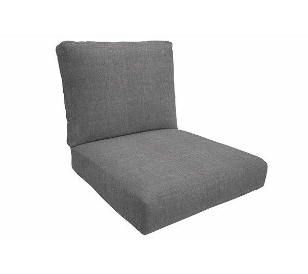 Indoor/Outdoor Sunbrella Lounge Chair Cushion by Eddie Bauer