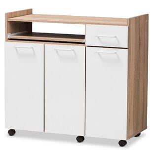 Gillman 33 Kitchen Pantry by Ebern Designs