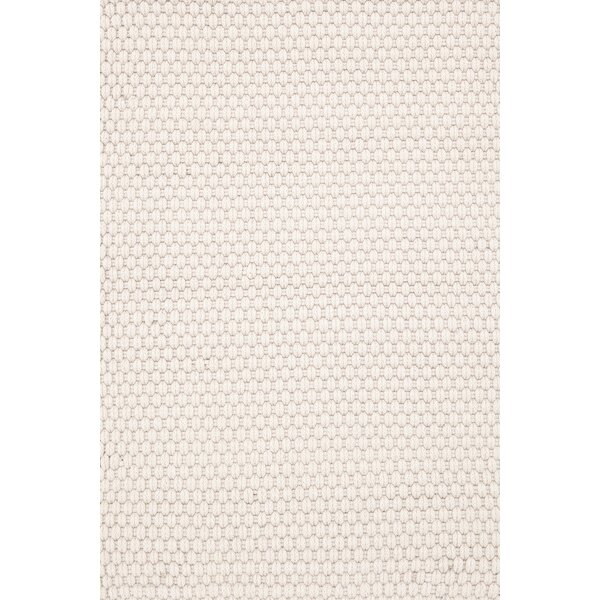 Indoor/Outdoor White Area Rug by Dash and Albert Rugs