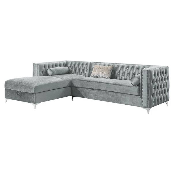 Charlemont Left Hand Facing Sectional By Everly Quinn