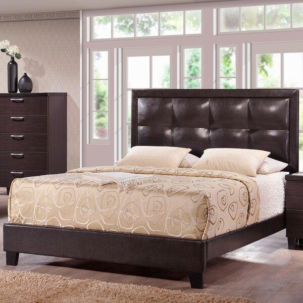 Belin Upholstered Platform Bed by Latitude Run