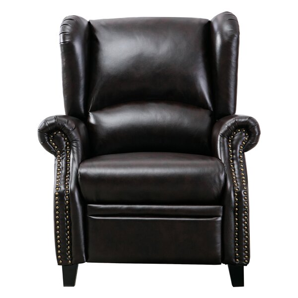 Amritpaul Faux Leather Manual Recliner W003507583