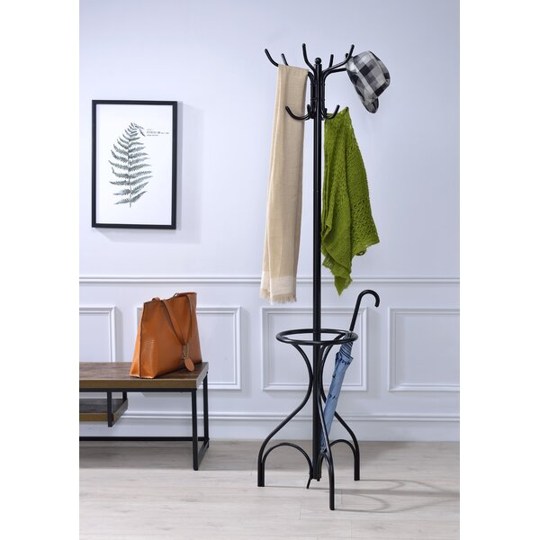 Brummett Coat Rack by Charlton Home