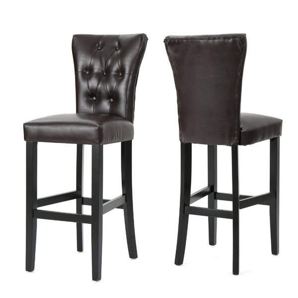 Schiller 30 Bar Stool (Set of 2) by Darby Home CoSchiller 30 Bar Stool (Set of 2) by Darby Home Co