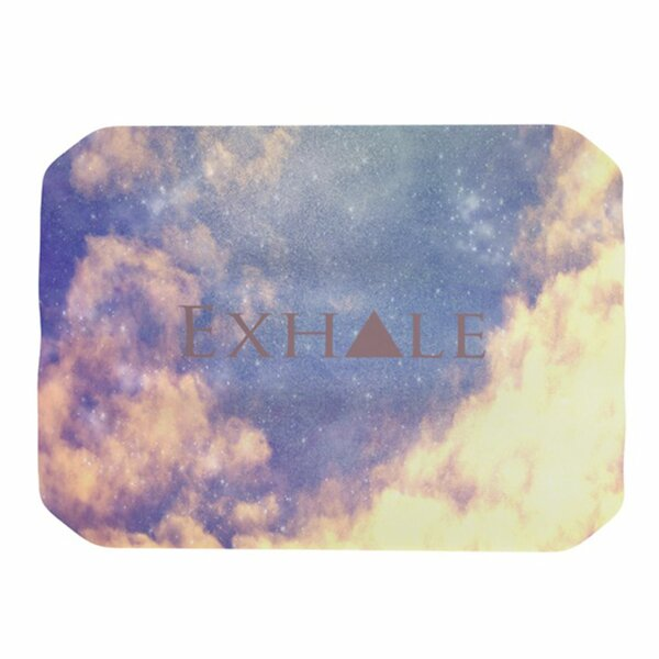 Exhale Placemat by KESS InHouse
