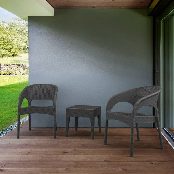 Vale 3 Piece Seating Group by Brayden Studio