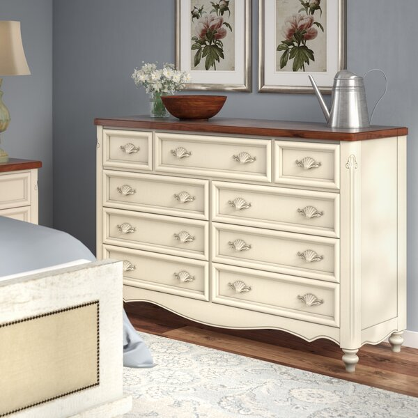 Brecon 9 Drawer Dresser by One Allium Way