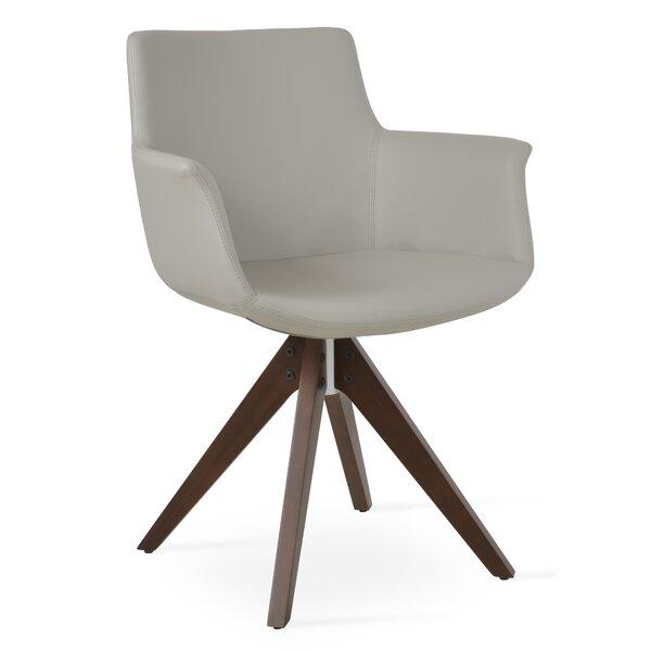 Bottega Pyramid Wood Chair By SohoConcept