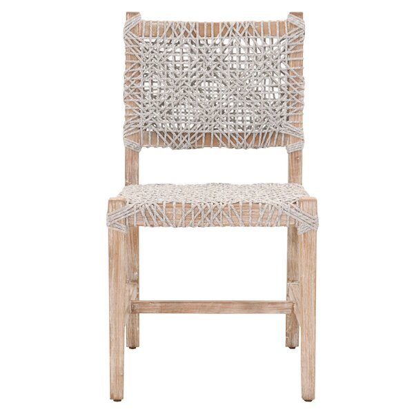 Randal Upholstered Dining Chair (Set of 2) by Bungalow Rose