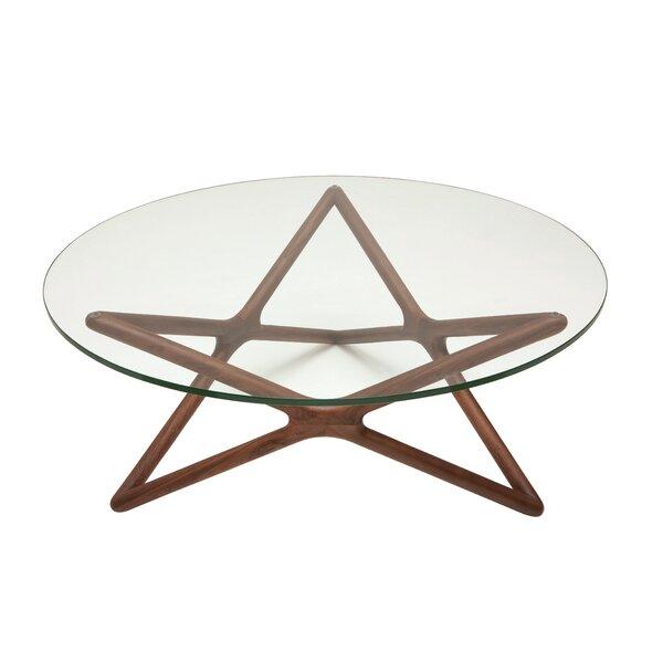 Galindo Star Coffee Table by Brayden Studio