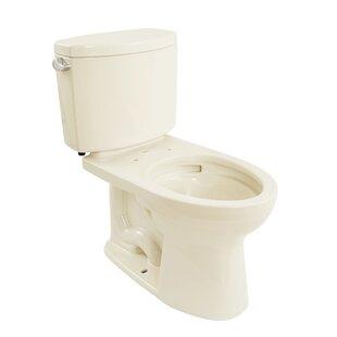 Drake II 1.28 GPF Elongated Two-Piece Toilet ByToto