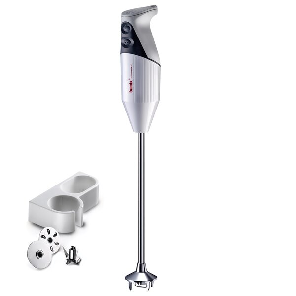 Gastro Pro-3 Professional Series NSF Rated 200 Watt 2 Speed 3 Blade Hand Blender by Bamix