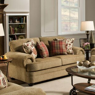 Simmons Upholstery Killingworth Loveseat by Three Posts