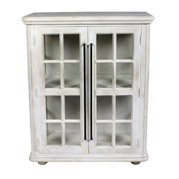 Getz 2 Door Accent Cabinet by Gracie Oaks