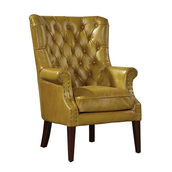 Tenbury Wingback Chair by Darby Home Co