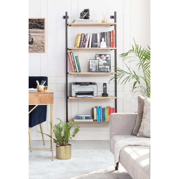 Cleckheat Ladder Bookcase By 17 Stories