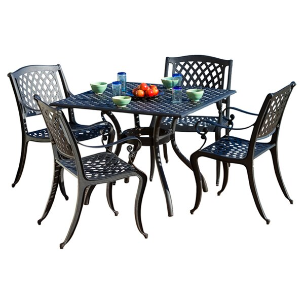 Patio Dining Sets You ll Love   Wayfair. Outdoor Furniture Dining Sets. Home Design Ideas