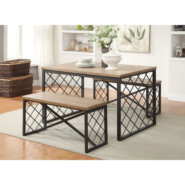 Fresh Blairwood 3 Piece Dining Set By Gracie Oaks Comparison