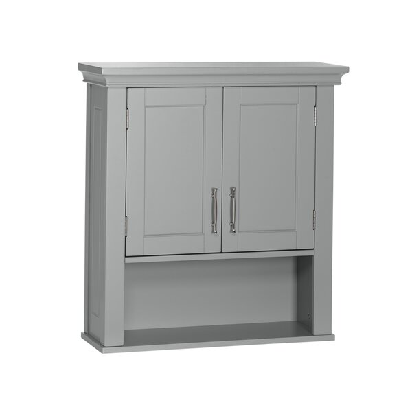 Reichman 22.88 W x 24.38 H Wall Mounted Cabinet by Andover Mills