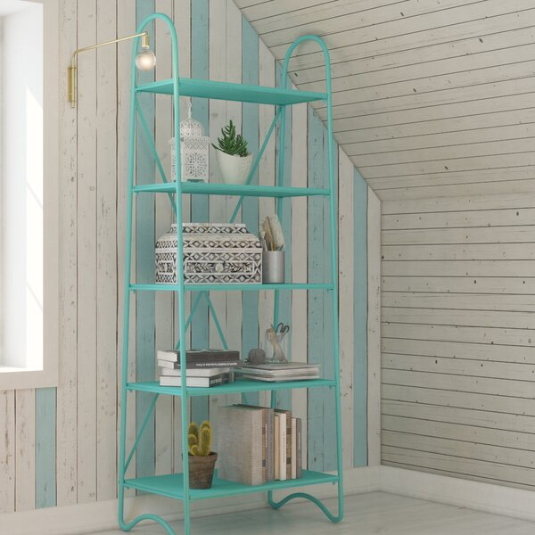 Airydale Etagere Bookcase by Bungalow Rose