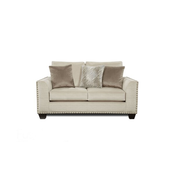 Yeldell Loveseat by Alcott Hill
