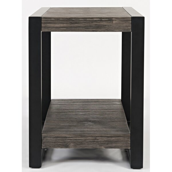 Columbus End Table by Williston Forge