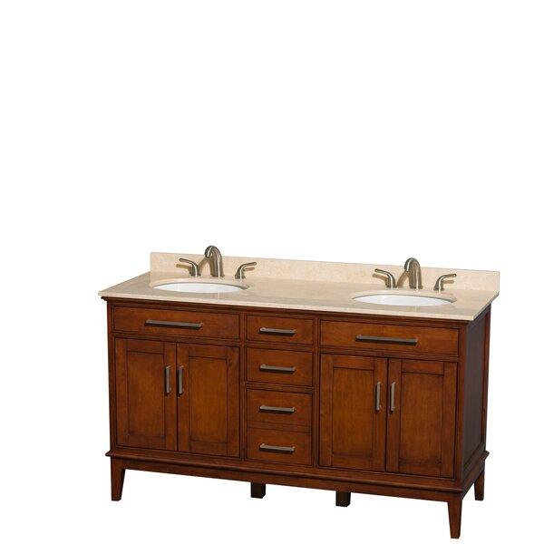 Hatton 60 Double Bathroom Vanity Set