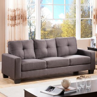 3 Seater Sofa by Wildon Home๏ฟฝ SKU:EE194156 Details