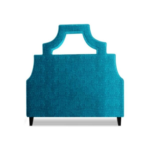 Natalie Upholstered Panel Headboard by My Chic Nest My Chic Nest