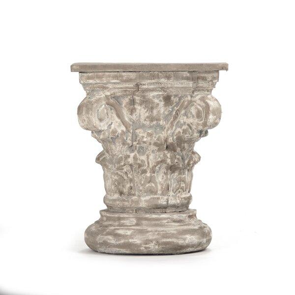 Lan Pedestal by Zentique